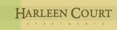 Harleen Court Apartments logo